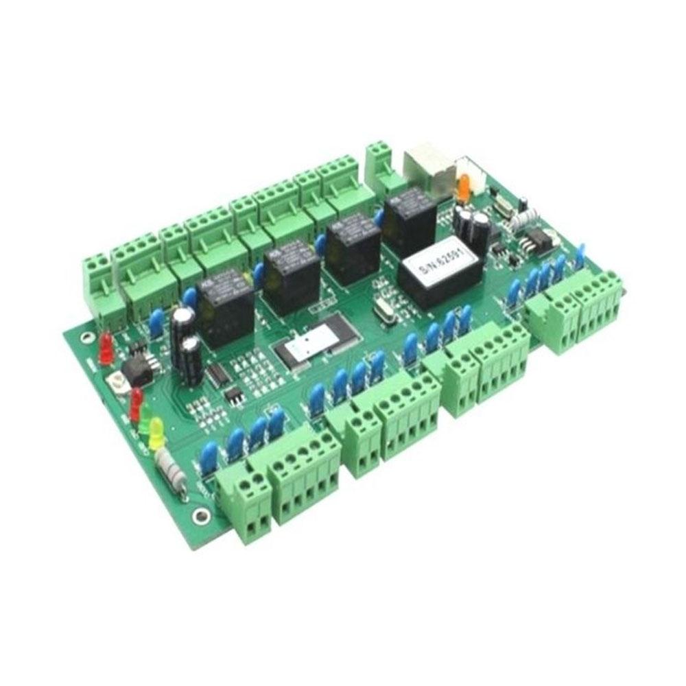 Centrala control acces Seac ACS4U, 4 usi unidirectionale, 20000 utilizatori, 100000 evenimente imagine