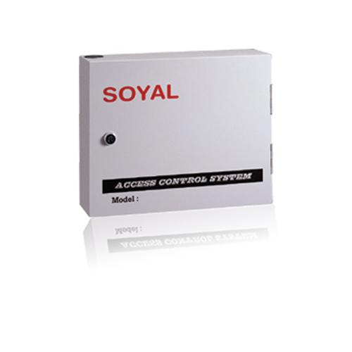 Centrala control acces Soyal AR 716 EI, 15000 cartele, 11000 evenimente imagine