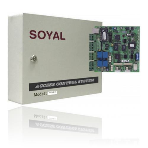 Centrala control acces Soyal AR-721E-DIP~NEW!, 512 kb, 10-24 V imagine
