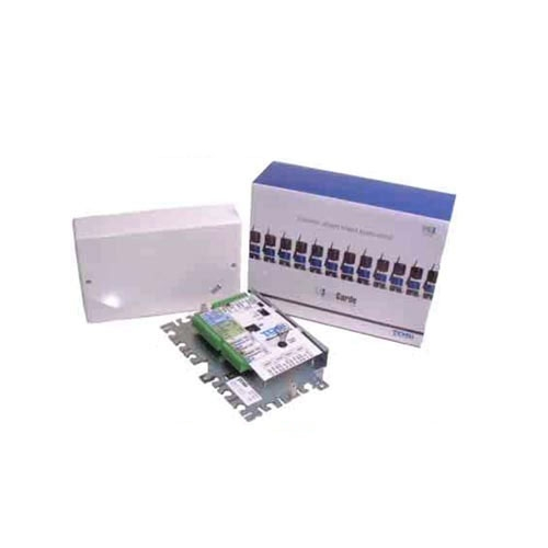 Centrala control acces TDSI 4165-2502 MICROGARDE II, 2 usi, 5000 carduri, 10-14 Vcc imagine