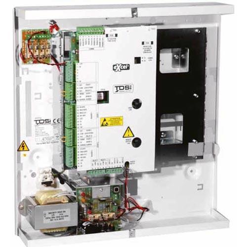 Centrala control acces TDSI 4165-3024 EXCEL 4, 18000 carduri, 8 intrari, 4 usi imagine