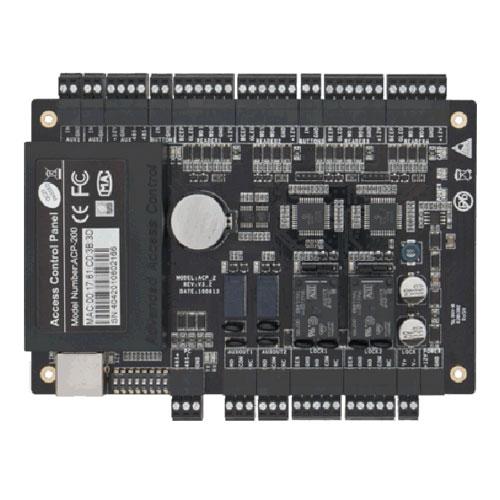 Centrala control acces Zkteco CCA3-2-2PRO, 2 usi, 30000 carduri, 100000 evenimente imagine