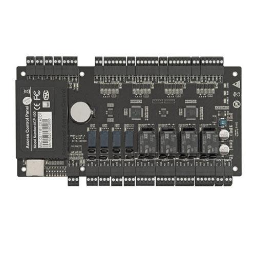 Centrala control acces ZKTeco CCA3-4-2PRO, 4 usi, 16 intrari, 100000 evenimente imagine