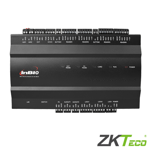 CENTRALA CONTROL ACCES ZKTECO INBIO-2-2