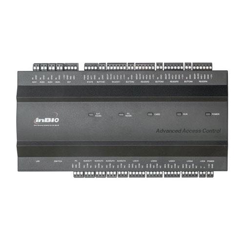 Centrala control acces ZKTeco INBIO-4-2, 30000 cartele, 4 usi, 3000 amprente imagine
