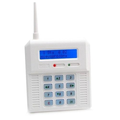 Centrala alarma antiefractie wireless Elmes CB32N, 1 partitie, 32 zone, 256 evenimente imagine spy-shop.ro 2021