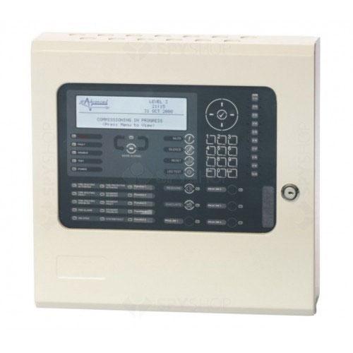 Centrala de incendiu adresabila Advanced MxPro5 MX-5101, 1 bucla, LCD, IP30