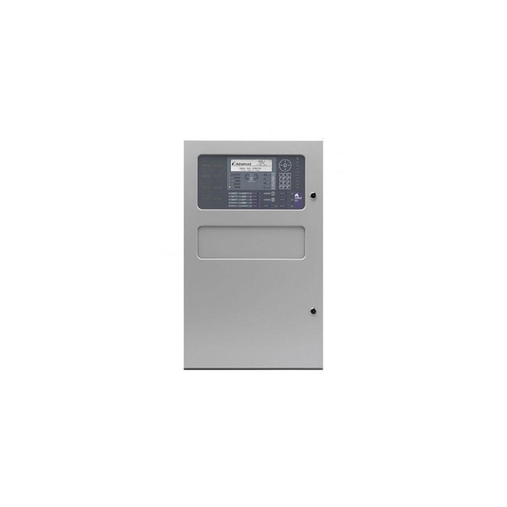 Centrala de incendiu adresabila Advanced MxPro5 MX-5806/FT, 2-8 bucle, 6 carduri, card retea tolerant