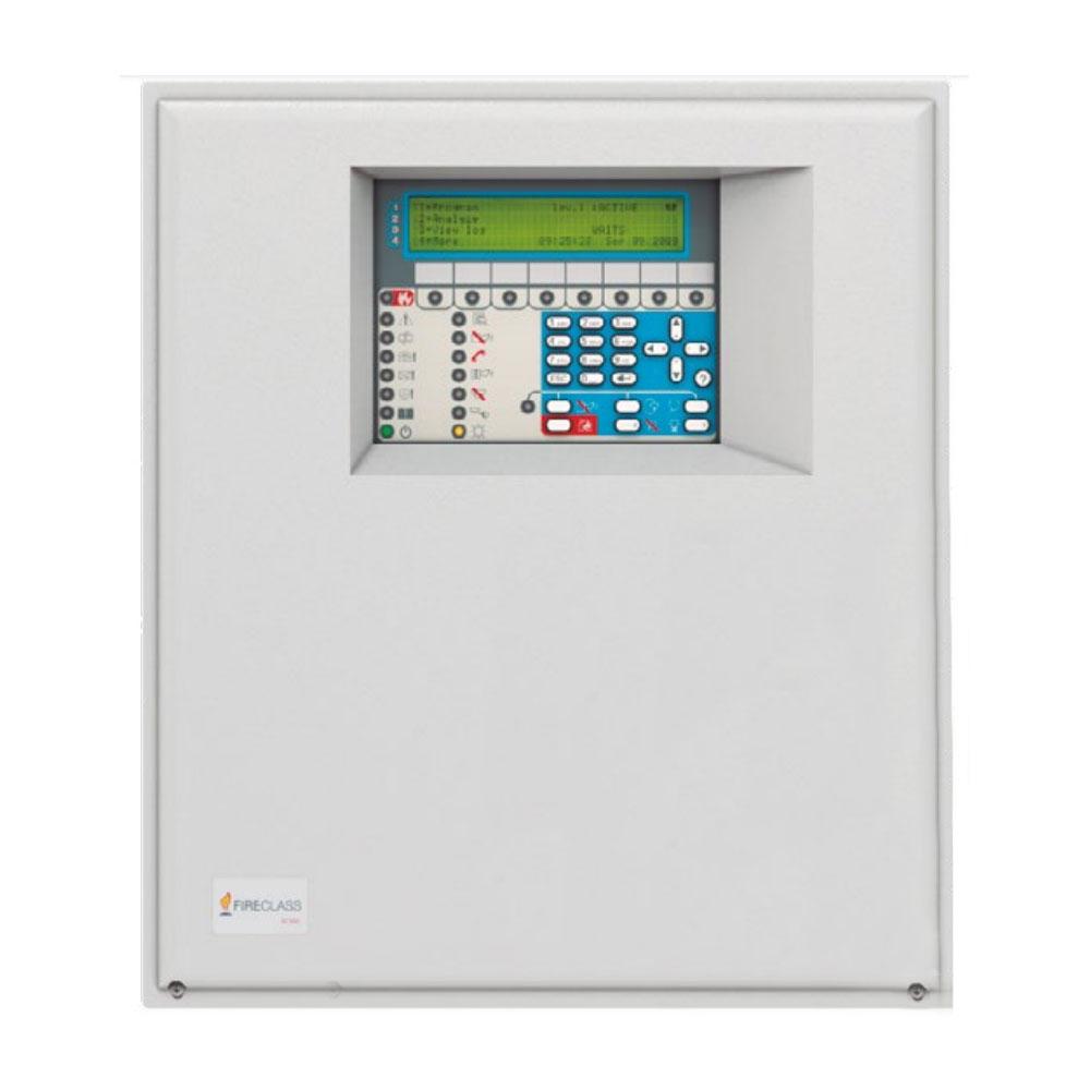 Centrala de incendiu adresabila cu 1 bucla FireClass FC503, 250 adrese, 128 zone, PSTN imagine