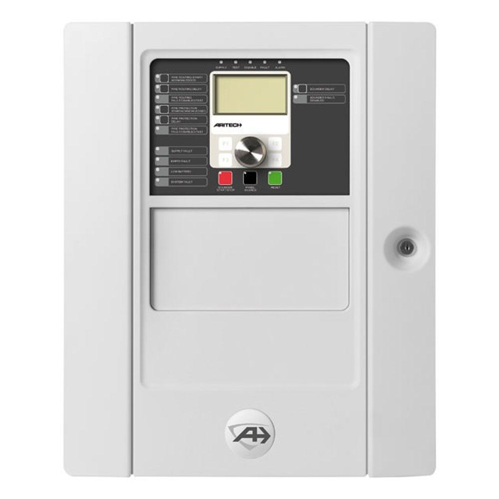 Centrala de incendiu adresabila UTC Fire&Security 2X-F1-FB2-45, 1 bucla, 9999 evenimente, 128 adrese imagine
