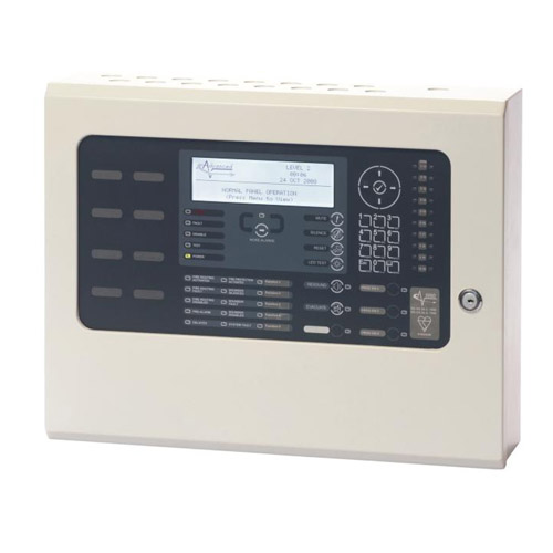 Centrala de incendiu adresabila Advanced MxPro5 MX-5201R, 1-2 bucle, 1 card, IP30