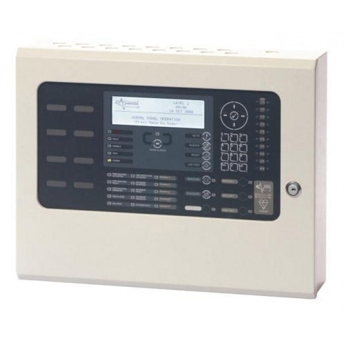 Centrala de incendiu adresabila Advanced MxPro5 MX-5202R, 1-2 bucle, 2 carduri, IP30