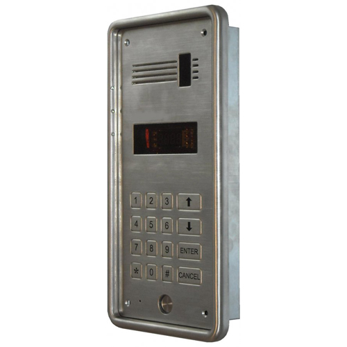 Centrala interfon de bloc DigitalAS DD-5000I, 254 posturi, 2 fire, ingropat imagine spy-shop.ro 2021