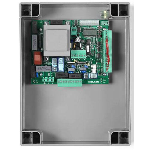 Unitate de comanda pentru automatizare poarta batanta BENINCA BRAINY imagine spy-shop.ro 2021