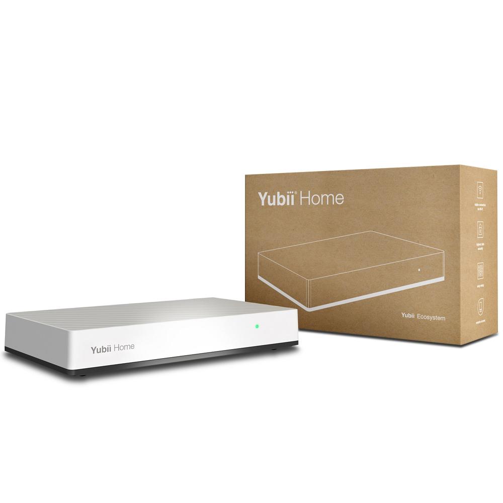 Centrala smart Yubii Home Fibaro YH-001, Z-Wave, Wi-Fi, 868 MHz