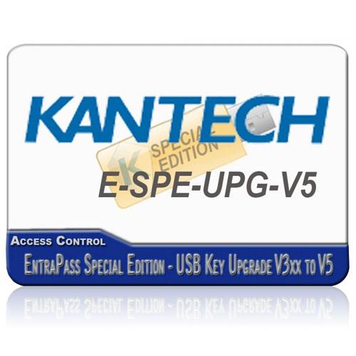 Cheie USB pentru upgrade versiune Kantech E-SPE-UPG-V5 imagine spy-shop.ro 2021