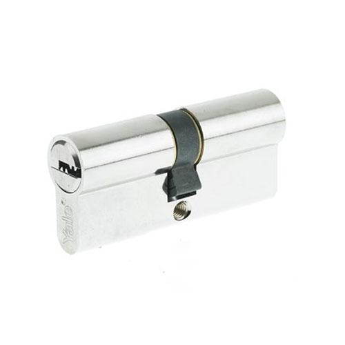 Cilindru cu chei amprentate Yale 10-2002-3030-00-22-01, 5 chei, 10 pini, nichel