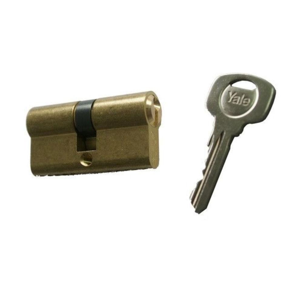 Cilindru de siguranta Standard Yale 500 A 01 F, 3 chei, 5 pini, alama imagine spy-shop.ro 2021