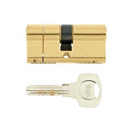 Cilindru Yale 10-1502-3040-00-22-01, 5 chei, 6 pini, nichel imagine spy-shop.ro 2021