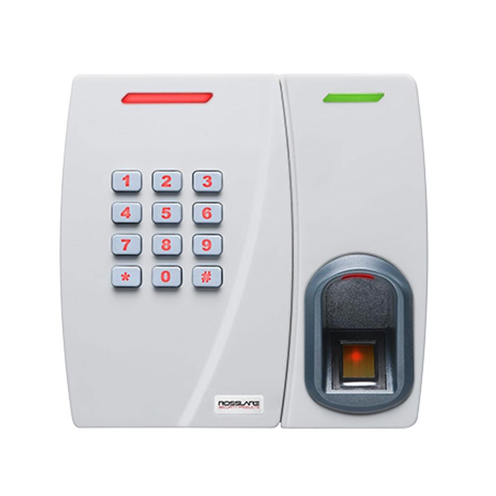 Cititor biometric de interior ROSSLARE AYCW 6500, PIN/card/amprenta, 500 utilizatori imagine spy-shop.ro 2021