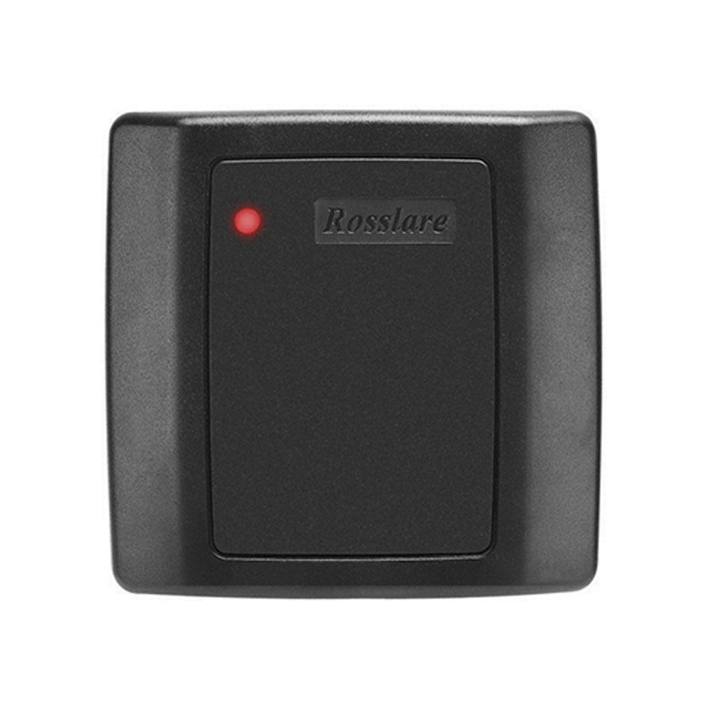 Cititor carduri RFID MIFARE pentru exterior ROSSLARE AY-M25, IP 65 imagine