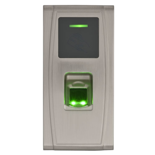 Cititor de proximitate biometric Zkteco FPA-300-BT, BLUETOOTH, 1500 amprente, IP65 imagine