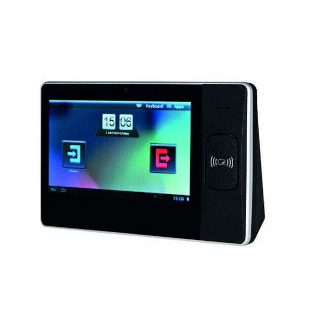 Cititor de proximitate cu pontaj BIOPAD-S100-ANDROID, RFID, 10000 utilizatori, 200000 evenimente