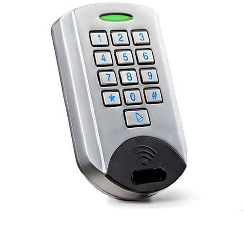 Cititor de proximitate Genway ECK-23, 2000 cartele/coduri, aparent, Milfare 13.56 Mhz imagine spy-shop.ro 2021