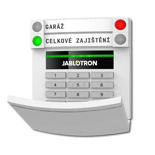 Cititor de proximitate cu tastatura Jablotron JA-153E imagine spy-shop.ro 2021
