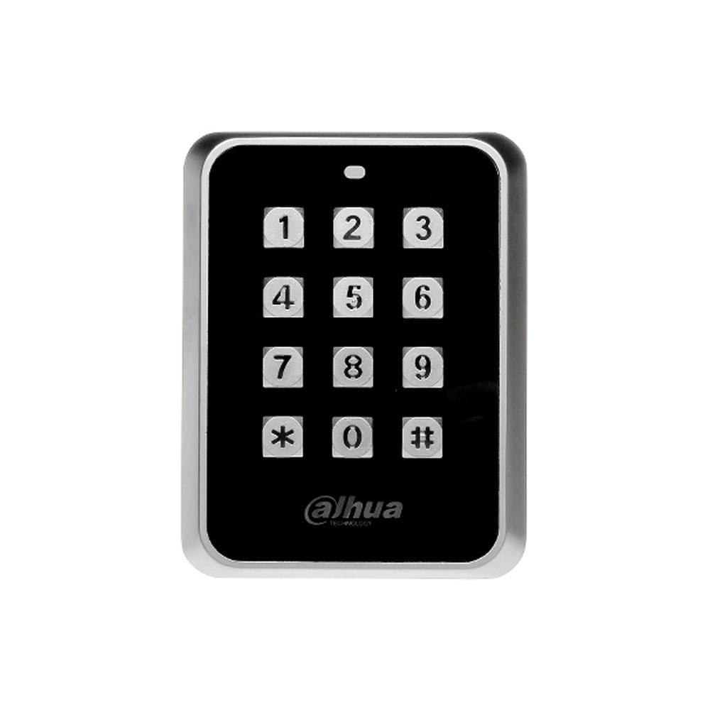 Cititor de proximitate cu tastatura RFID Dahua ASR1101M-D, PIN/card, EM, 125 KHz, watch dog imagine