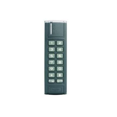 Cititor de proximitate cu tastatura Roger Technology PRT 12 EM-GB, 125 kHz, 3000 evenimente, 120 cartele imagine spy-shop.ro 2021