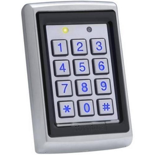 Cititor de proximitate cu tastaura Rosslare AYC Q64B, 500 utilizatori, 12-16 Vdc imagine spy-shop.ro 2021