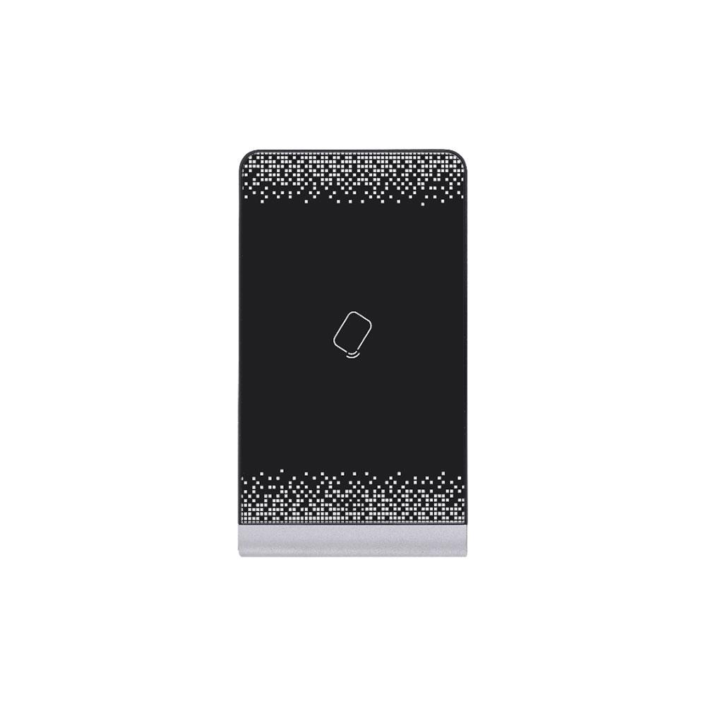 Cititor de proximitate RFID Hikvision DS-K1F100-D8E, Mifare, EM, 13.56 MHz, 125 KHz, interior imagine