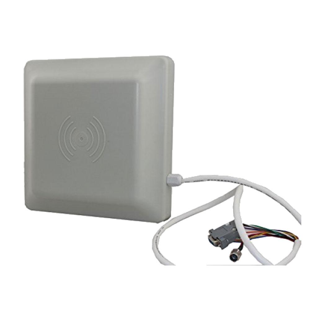 Cititor de proximitate RFID UHF de mare distanta CF-RU5106-T, 866 MHz, 6 m, IP 65, TCP/IP imagine