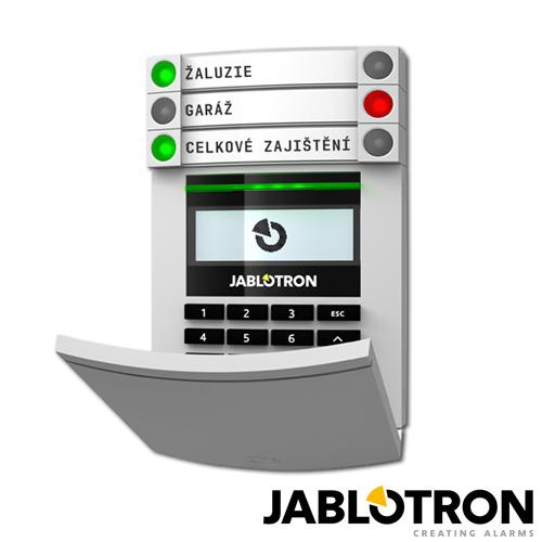 CITITOR DE PROXIMITATE TASTATURA LCD JABLOTRON JA-114E