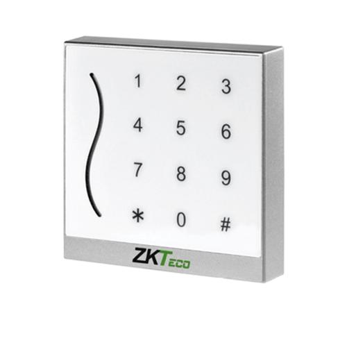 Cititor de proximitate cu tastatura Zkteco PRO-ID30-EM-RS, RS485, RFID, IP65
