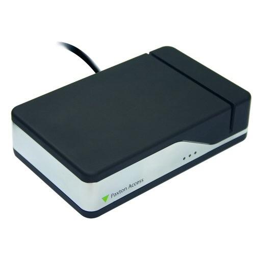 Cititor de proximitate si banda desktop Paxton 350-910-EX, 5 V