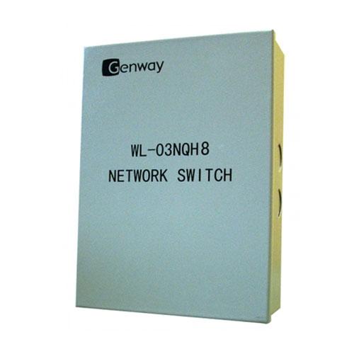 Comutator de retea Genway WL-03NQH-8, 8 intrari imagine spy-shop.ro 2021