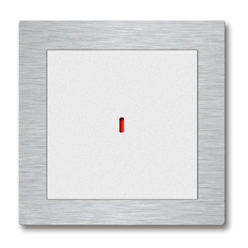 Comutator inteligent CHKP-01/01.1.20, 1 canal, metal, operare multipla