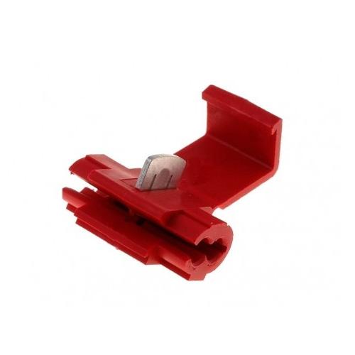 Conector rapid pentru 2 fire 0.5 - 1.5 mm, 10 BUC imagine spy-shop.ro 2021