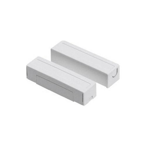 Contact magnetic cu montaj aplicat Aleph PS1523WG, suruburi montaj incluse, set 10 bucati imagine spy-shop.ro 2021