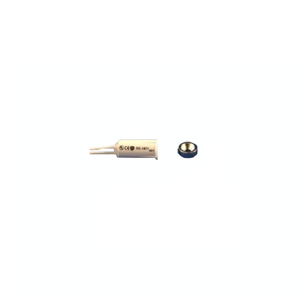 Contact magnetic ingropat Aleph DC1671W, placute rodiu, sigilat ermetic, set 10 bucati