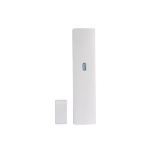 Contact magnetic Inim Air2-MC300B, wireless, 2 terminale, alb