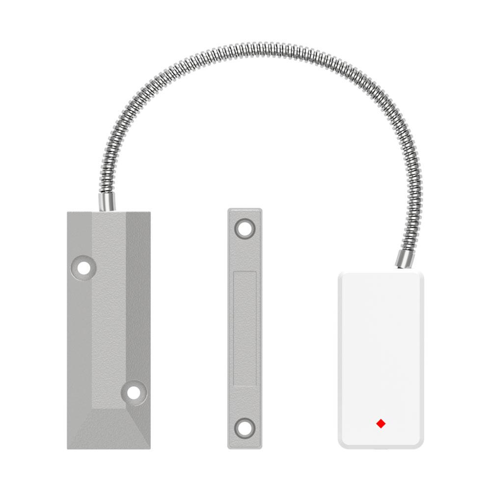 Contact magnetic wireless pentru usa de garaj DinsafeR DJL01O, aparent, RF 200 m, 3V imagine spy-shop.ro 2021