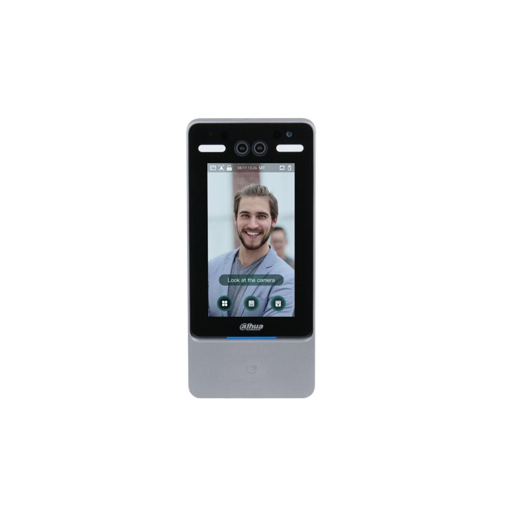 Controler de acces facial IP Dahua ASI4213Y, 2 MP, 7 inch, IC card, cod PIN, 2.000 utilizatori, 100.000 evenimente imagine spy-shop.ro 2021