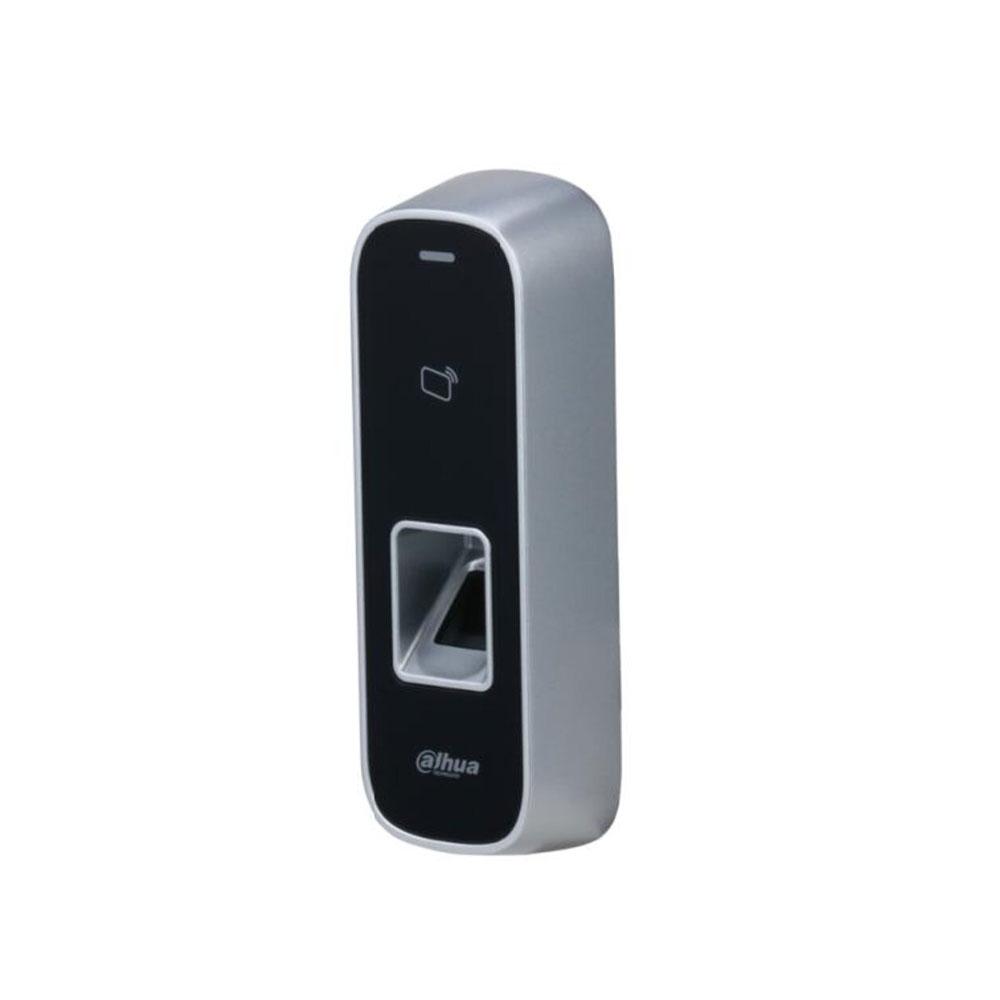 Controler de acces standalone de exterior IP Dahua ASI1202M, IC card, 13.56 MHz, 30.000 utilizatori, 3.000 amprente, 150.000 evenimente imagine spy-shop.ro 2021