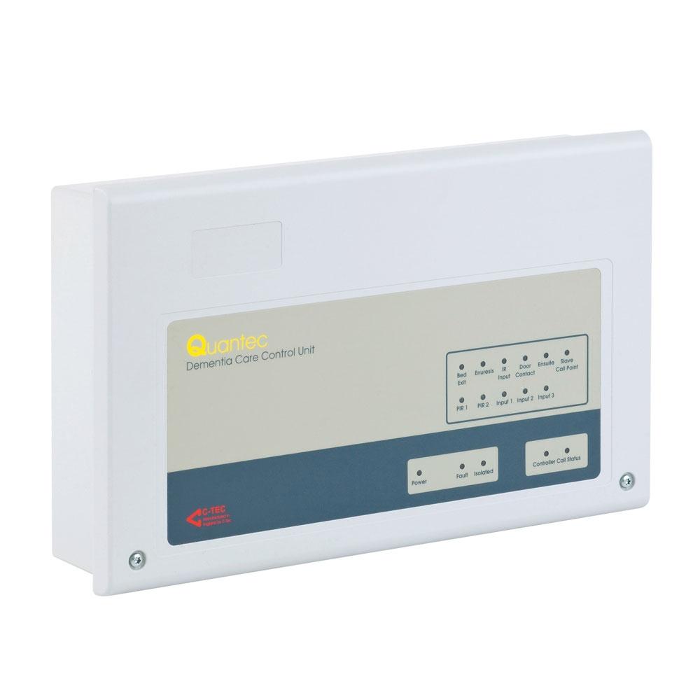 Controler pentru asistenta dementa Quantec C-TEC QT630, 230 V imagine spy-shop.ro 2021