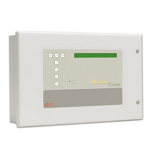 Controler retea Quantec C-TEC QT601-2, 256 dispozitive, 500 evenimente imagine spy-shop.ro 2021