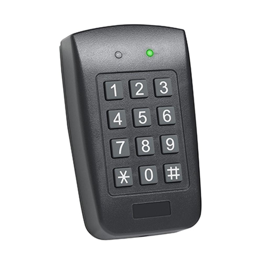 Controler stand alone pentru exterior ROSSLER AC-F43, PIN, 500 utilizatori, 2 intrari imagine spy-shop.ro 2021