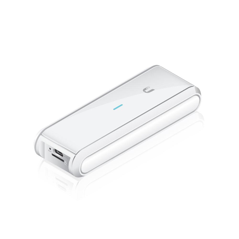 Controler wireless UniFi Hybrid Cloud Key Ubiquiti UC-CK, 5.8 GHz, 16 GB, slot card imagine spy-shop.ro 2021